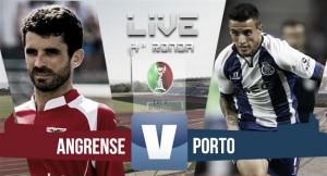 Resultado Angrense vs Porto (0-2): Bueno da el pase a la siguiente ronda