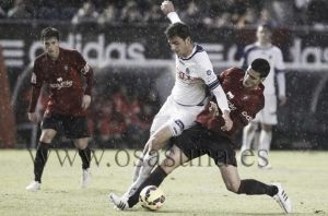 Osasuna - Llagostera: puntuaciones de Osasuna, jornada 25 de Liga Adelante