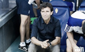 """Milla: """"El Real Zaragoza tiene que ir a todos los sitios a ganar"""""""