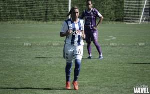 """María Díaz: """"Por mucho que juegues mejor que el rival lo importante es el resultado"""""""