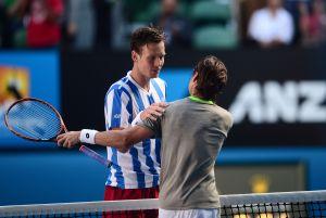 "David Ferrer: ""No jugué mi mejor tenis y llegué a cuartos de un Grand Slam"""