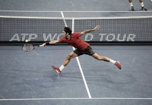 ATP Basilea, Federer rimanda Dimitrov