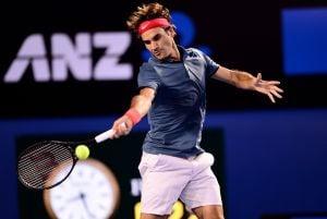 El mago Federer aplasta a Tsonga y se mete en cuartos
