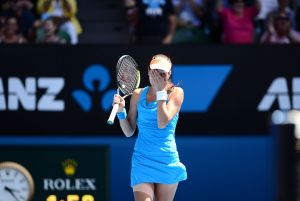 Ivanovic se carga a Serena