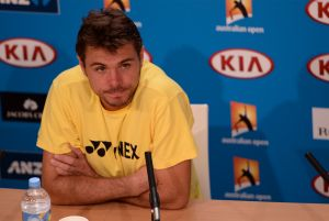 "Stanislas Wawrinka: ""No esperaba hacer final en un Grand Slam"""