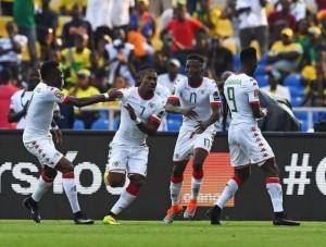Coppa d'Africa: ancora pari per il Gabon, 1-1 contro il Burkina Faso