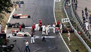 Monza, la pista traditrice