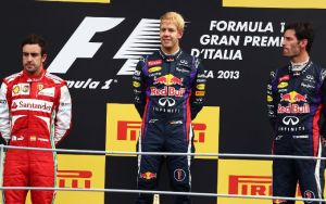 Monza - Terza vittoria in carriera per Vettel, Alonso secondo