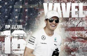 Posiciones carrera del GP de Estados Unidos de Fórmula 1 2015
