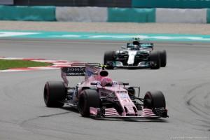 F1 - Mercedes studia la Force India per il 2018