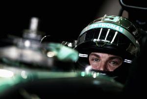 Nico Rosberg lidera la última sesión de libres en Suzuka