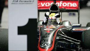 Previa histórica GP de Singapur 2009: Lewis Hamilton brilla también por la noche