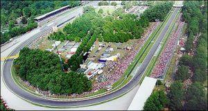 Monza : l'un des derniers géants
