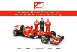 Presentata la nuova Ferrari: si chiama F14-T