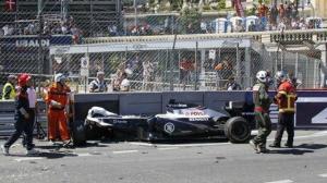 A Montecarlo trionfa Rosberg; tanti incidenti, Alonso settimo