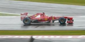 Silverstone, prove libere: Rosberg il piú veloce, male le Ferrari