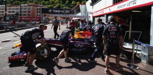 A Monaco con il carico aerodinamico come obiettivo