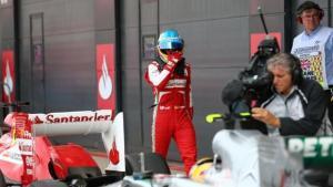"""Alonso: """"Siamo stati fortunati"""""""