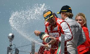 Silverstone: Caos gomme - Vince Rosberg, Alonso a podio