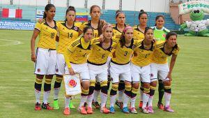 '12 de 12' para la selección Colombia femenina en Copa América