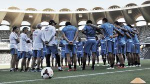 Kuwait - Colombia: el final de los amistosos por Asia