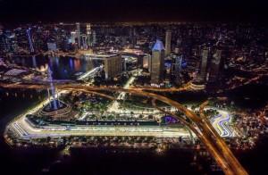 F1 - Ufficiale Singapore fino al 2021