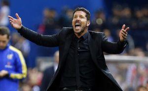"""Simeone: """"Nos quedamos con la sensación de que pudimos ganar"""""""