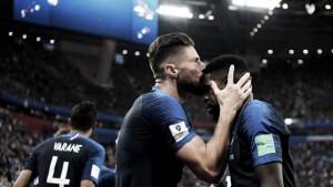 Análise: França usa principalarma da Bélgica para ir à final do Mundial