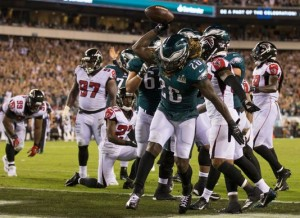 Atlanta Falcons falter once again against the Philadelphia Eagles
