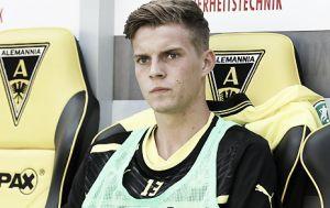 Marvin Ducksch se marcha cedido al Paderborn 07