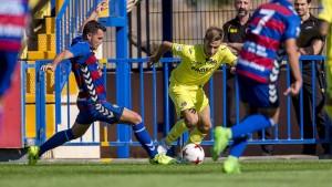 El Villarreal B se deja dos puntos de liderato