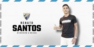 Málaga oficializa contratação do ponta Renato Santos, ex-Boavista de Portugal
