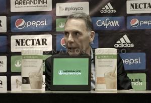 """Miguel Ángel Russo: """"Me hago cargo de esa responsabilidad, valoro y creo en mis jugadores"""""""