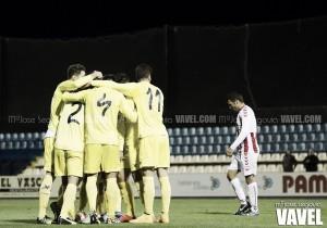 El Villarreal B tropieza ante el Huracán Valencia pero se coloca líder momentáneo