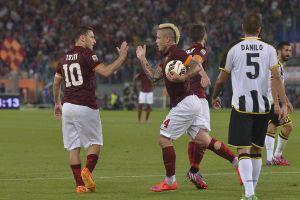 Roma no abandona la lucha por el segundo lugar