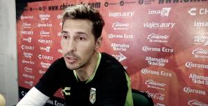 """Jonathan Fabbro: """"Hay que salir a ganar como sea desde el minuto uno hasta el 95"""""""