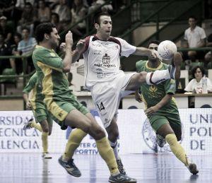 Fabián apuesta por la Copa de España y los playoffs como objetivos del Jaén FS