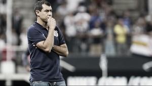 Carille projeta Corinthians brigando por Libertadores para sequência do Brasileirão