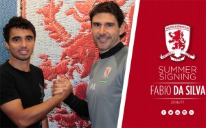 Fabio, nueva incorporación del Middlesbrough