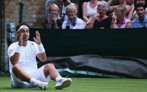 Wimbledon 2014: Fognini a fatica, Murray easy. Out Ferrer e Gulbis.