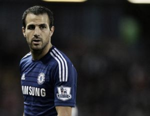 "Fabregas: ""In the form of his life"""