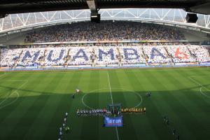 Premier League : City s'essouffle, Bolton gagne pour Muamba