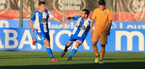 Fabril y Atlético B intercambian dinámicas