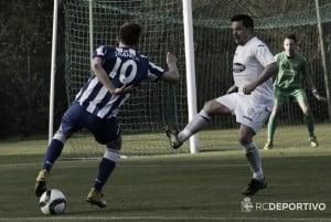 El Club Silva se hace con el derbi coruñés