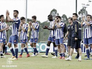 El Deportivo B golea al Villalbés y se pone líder