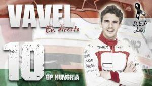 Rivivi il live del GP d'Ungheria: trionfa Vettel, Kvyat e Ricciardo sul podio