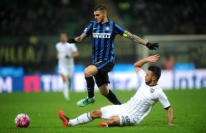 Risultato Partita Inter - Palermo 2° giornata Serie A 2016/17 (1-1)