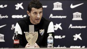 """Javi Gracia: """"Todo para nosotros pasa por ganar en Villarreal"""""""