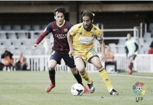 Barcelona B- Alcorcón: ganar para acabar con la mala racha a domicilio