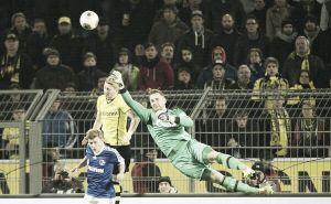Fährmann frustra el ímpetu del Borussia Dortmund